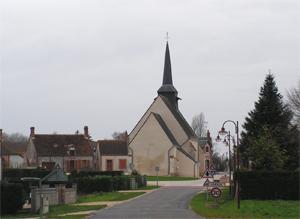 église de Loreux