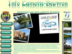informations sur la ville de Lamotte Beuvron