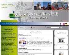ville de Aubigny Sur N�re