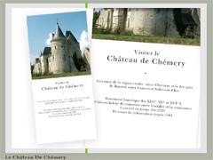 château de chemery