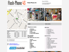 Flash Phone à Beaugency