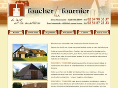 Construction Foucher Fournier - Maçonnerie