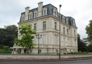 Town hall of Romorantin-Lanthernay
