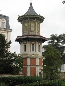 la pagode de Romorantin