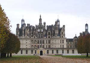 Château de Chambord en sologne